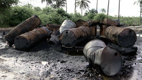Niger Delta oil spills: the real cost of crude - video | Global Politcs- Current Events | Scoop.it