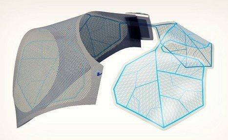 Roupas com ar-condicionado próximas da realidade | tecnologia s sustentabilidade | Scoop.it