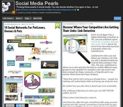 10 Steps To Curate Your Social Media Content With Scoop.it for Increased Value | The Information Professional | Scoop.it
