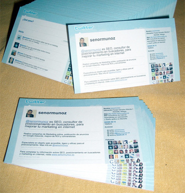 Cool and Unusual Business Cards | A.M.Is Handmade Creations | Scoop.it