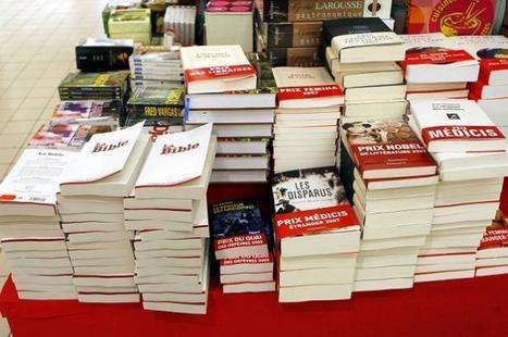 Achetez-vous vos livres en fonction des prix littéraires?   Trucs de bibliothécaires   Scoop.it