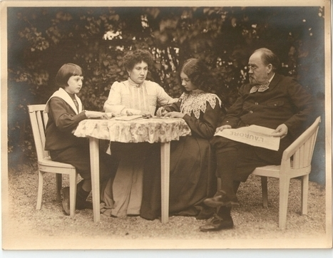 Emile Zola, sa femme et le Capitaine - France Inter   Emile Zola forever   Scoop.it