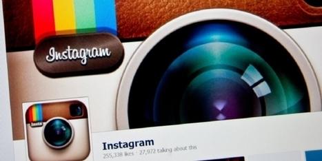 Instagram s'ouvre en grand à la publicité - Emarketing | Digital Marketing Cyril Bladier | Scoop.it