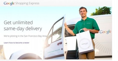 Google Shopping Express: Soon-To-Be Amazon & eBay Rival? | Comparison Shopping | Scoop.it