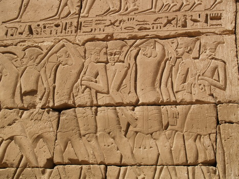 IBSS - Biblical Archaeology - Evidence of the Exodus from Egypt | historical sites in israel and biblical sources | Scoop.it