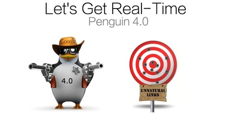 Google Penguin 4.0 Is Live Now: Real Time & More Granular | Digital Marketing News | Scoop.it