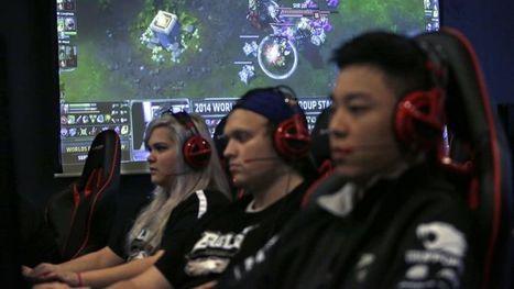 Quand jouer aux jeux vidéos paie l'université | L'univers des jeux | Scoop.it