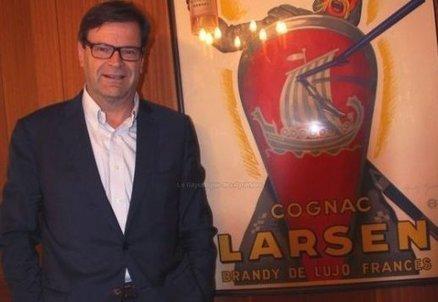 Larsen : les confidences du nouveau patron   Actualités du Cognac   Scoop.it