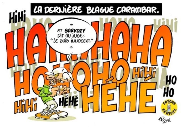 Carambar : fini de rire   Baie d'humour   Scoop.it