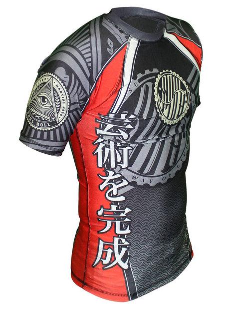 Jiu Jitsu Rash Guards | Soul Roll Jiu Jitsu Gi | Scoop.it
