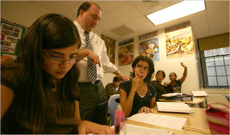 Latin Returns From Dead in School Language Curriculums - NYTimes.com   leading and learning   Scoop.it