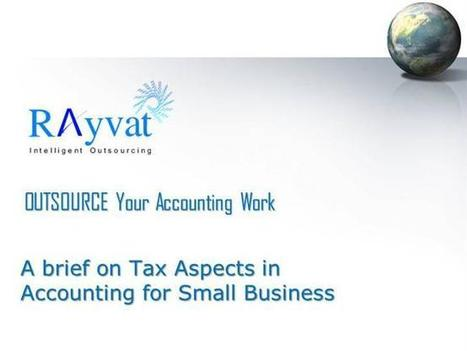 Small Business Tax Deductions Australia | Rayvat Accounting | Scoop.it