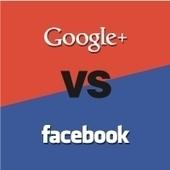 Entreprises : Pourquoi préférer Google+ à Facebook en 7 points | formation reseaux sociaux, internet, logiciels | Scoop.it