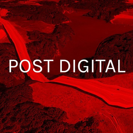 Programme POSTDIGITAL – exploring the future through art | Digital Creativity & Art | Scoop.it