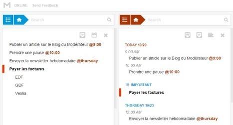 Moo.do : un outil pour gérer ses tâches en toute simplicité | Moodle and Web 2.0 | Scoop.it