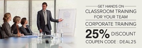 Get 25% Discount on Corporate Training | Ben Johnson | Scoop.it