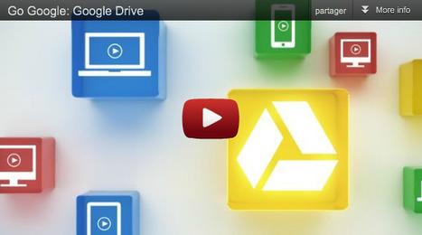 Google Drive : un simple gadget ou le nouveau produit phare de Google ? | SocialWebBusiness | Scoop.it