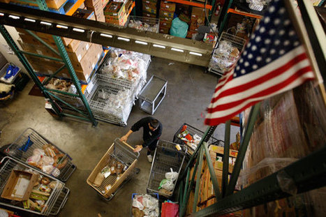 Over 48 Million Americans Can't Afford to Buy Food, 2016 Hunger Report Finds | American Food | Scoop.it