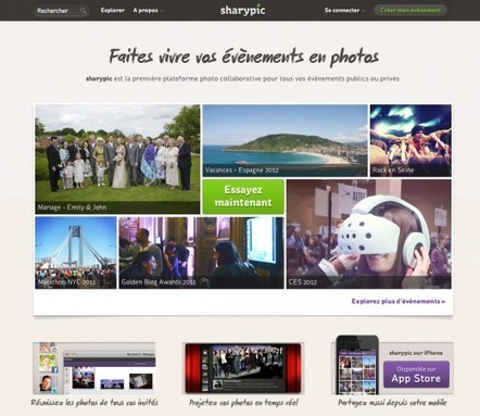 Monter un album photo collaboratif « etourisme.info | Boite à outils etourisme | Scoop.it
