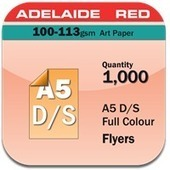 A5 Flyers printing Online   Online Printing Services   Scoop.it