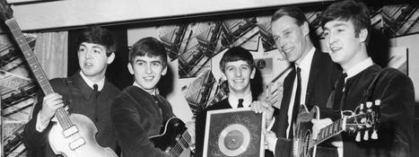 George Martin, producteur historique des Beatles, est mort | Art et Culture, musique, cinéma, littérature, mode, sport, danse | Scoop.it