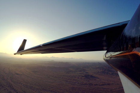 Facebook's internet-beaming drone intended to bring connectivity to billions of people | Amazing Science | Scoop.it