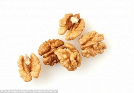 Could WALNUTS prevent heart attack? | Kickin' Kickers | Scoop.it