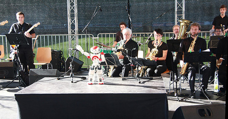 Le petit Nao chef d'orchestre | Actualités robots et humanoïdes | Scoop.it