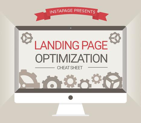 Landing Page Optimization Cheat Sheet | Conversion Optimization for Lead Generation & eCommerce | Scoop.it