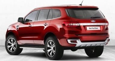 2015 Ford Everest launch | Automotive Dealership | Scoop.it