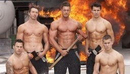 Firefighters 2013, il calendario dei pompieri inglesi - | JIMIPARADISE! | Scoop.it