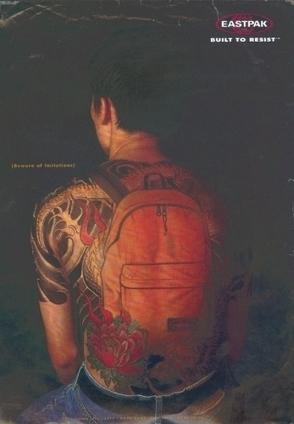 Le tatouage dans la pub | enquete Tatouage | Scoop.it