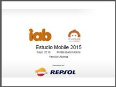 Estudio Mobile 2015 (IAB España) | Educacion, ecologia y TIC | Scoop.it