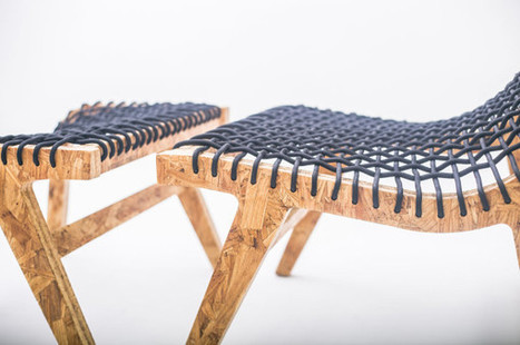 NOTWASTE Eco-Friendly Furniture | Le flux d'Infogreen.lu | Scoop.it