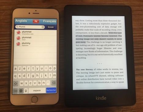 Qu'est-ce que lire au XXIe siècle ? | Ralentir travaux : le blog | Trucs de bibliothécaires | Scoop.it