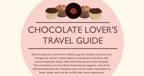Infographic: A chocolate lover's travel guide | IELTS, ESP, EAP and CALL | Scoop.it