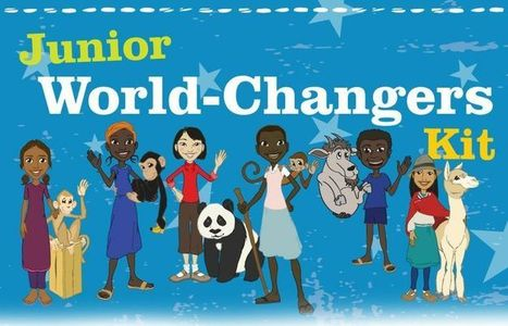 Junior World-Changers Kit | Social Justice Education | Scoop.it