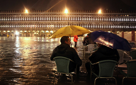 Exceptional floods leave half of Venice under water - Telegraph | Climate Chaos News | Scoop.it