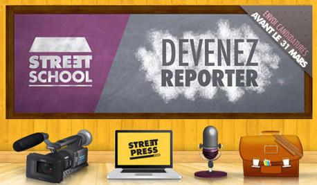 StreetPress lance la 3e édition de la Street School | DocPresseESJ | Scoop.it