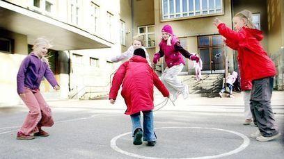 Liikunta tuo iloa kouluun - osa lapsista on vieraantunut liikkumisesta   Liikunta   Scoop.it