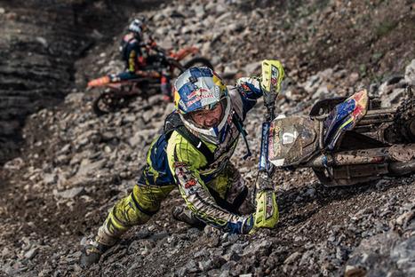 Vidéo : les moments fort de l'Ezberg 2016 | Actualité  moto enduro - Freenduro.com | Scoop.it