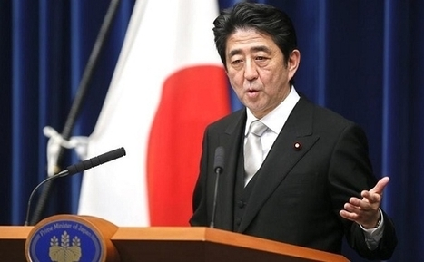 Japan's security policy has taken a significant turn| glObserver Global Economics | glObserver Asia | Scoop.it