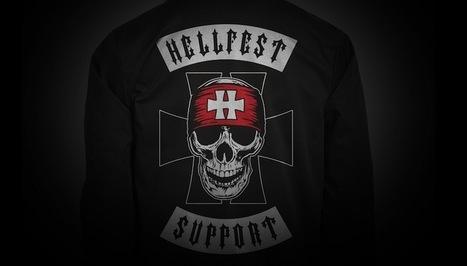 """""""Le Hellfest est désormais une marque, avec ses propres valeurs""""   Hellfest   Scoop.it"""