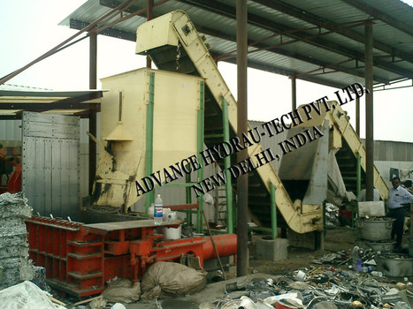 Some Of The Modern Waste Sorting Equipments | Advance Hydrautech | Scoop.it