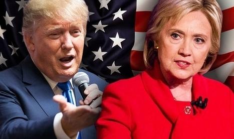 Elections US : pourquoi et comment je parie sur Hillary ?   le trading CAC et DAX  en live sur www.live-traders.fr   Scoop.it