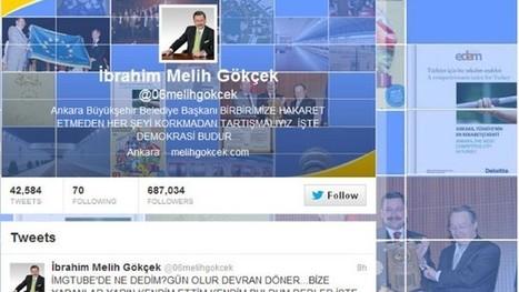 Ankara mayor's BBC spy claims spark hashtag war - CNN International | Turkiye | Scoop.it