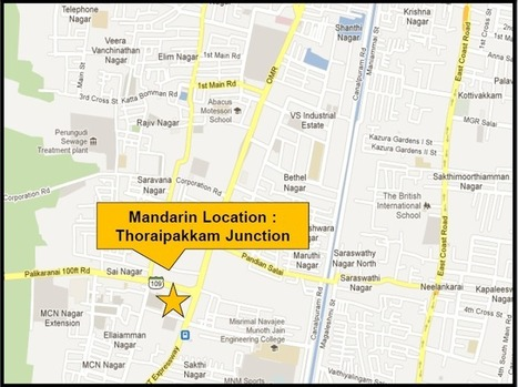 Mandarin by Radiance Realty Developers , Chennai | Chennai Realty | Residential Apartments in Chennai | Scoop.it