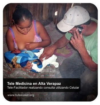 TulaSalud: An m-health system for maternal and infant mortality reduction in Guatemala. | Salud Publica | Scoop.it