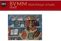 Le CNRS ouvre une bibliothèque virtuelle de manuscrits médiévaux   Rhit Genealogie   Scoop.it
