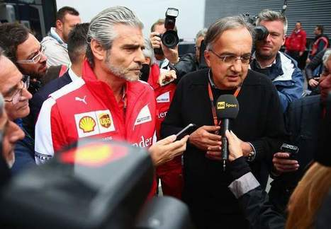 MARCHIONNE: IN AUSTRALIA WE WANT TO BE THE TEAM TO BEAT | F 1 | Scoop.it